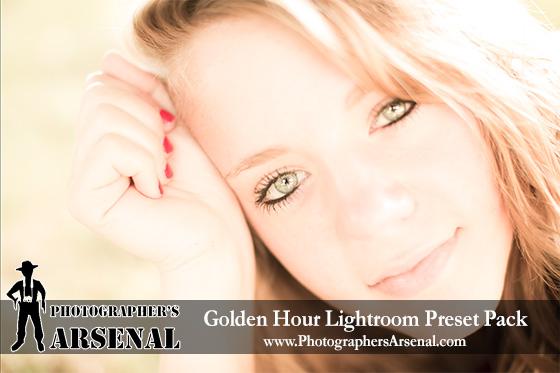 Golden Hour Lightroom Preset Pack